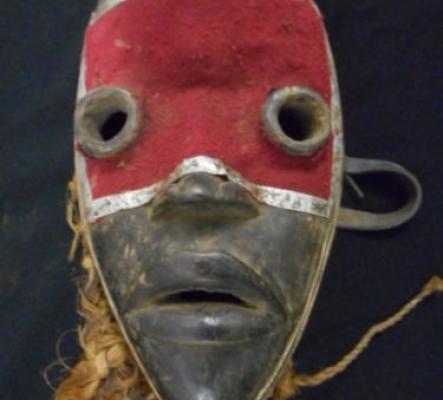 Masque de course ou de feu DAN