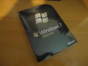 Coffret Windows 7 integrale 32 ou 64 bit