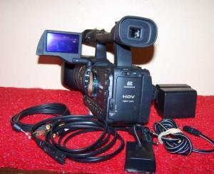 Caméra CANON XHA1