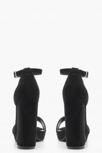 Chaussures larges à plateforme