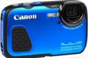 CANON Powershot D30 Waterproof