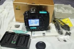 Boîtier reflex numérique Nikon D4