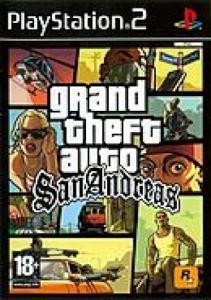 GTA : san andreas sur PS2