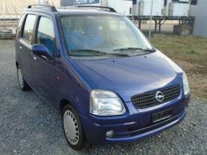 Opel Agila 1.2 i 16V 2001 150.000 KM 2.200.- EXP