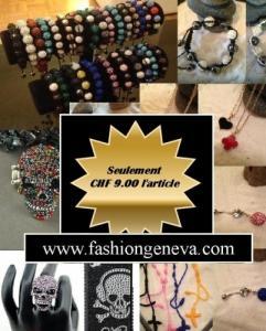 Shamballas et  bijoux à CHF 9.00 pièce