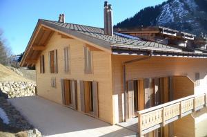 Appartement neuf 3,5 pièces, avec grande terrasse et balcons