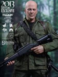 Hot toys joe colton GI Joe (Bruce Willis) 1/6