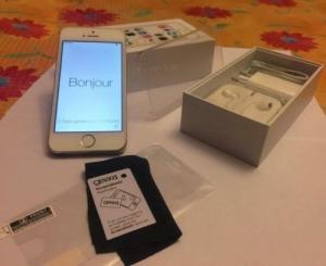 IPhone 5S 64Go Or Débloqué Parfait Etat