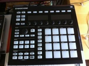Machine MKII native instrument