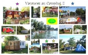 Location Mobil-Home, Emplacement Camping