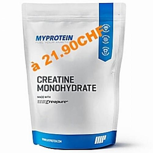 Proteines,bcaa et creatine à prix cassé