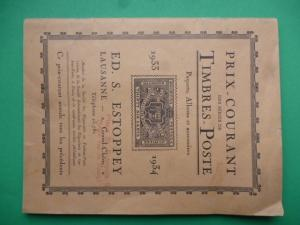 MSB : Catalogue de timbres-poste