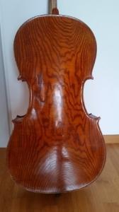 Violoncelle Modèle Stradivarius 4/4