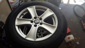 Pneus et jantes pour BMW X5