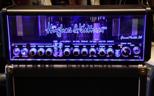 Hughe& Kettner GrandMeisteir 36 / Hughe &Kettner FMS-432