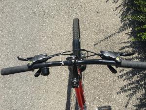 Vélo SCOTT rouge