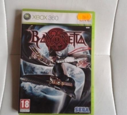 Bayonetta sur Xbox 360