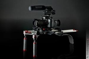 Location Kit Vidéo Canon avec micro et é