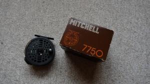 Un moulinet mouche Mitchell 7750