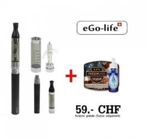 Cigarette électronique suisse ego-life