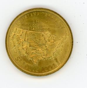 Médaille St Louis 1904
