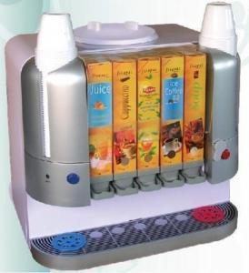 Fontaine à eau, distributeur de boissons