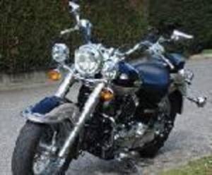 Yamaha dragstar 650 cm