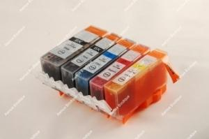 Pack 5 cartouches compatibles pgi525