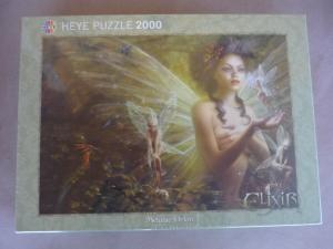 puzzle Heye 2000 pièces