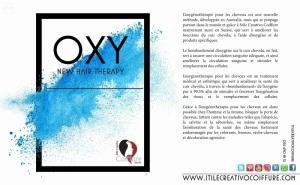 OXY L'oxygénothérapie
