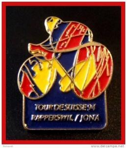 Pin´s Étape Tour de Suisse 1994