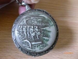 montre de la  segunda guerre mundial