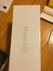 iPhone 6s sous garantie Apple Care (Fr)