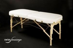Table de massage Suisse Cacahouète