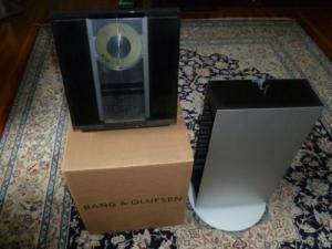 Bang & Olufsen system