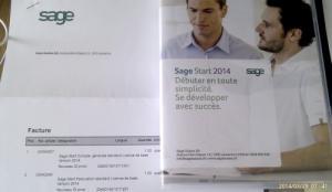 Sage Compta Générale + Facturation 2014