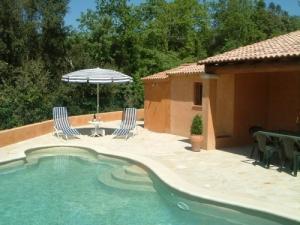 Gard-Ardèche-Sud belle maison avec pisci