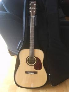 Guitare acoustique Cort 100 Eart Nat