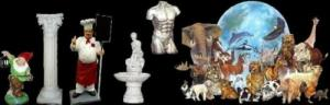 Décos diverses et figurines