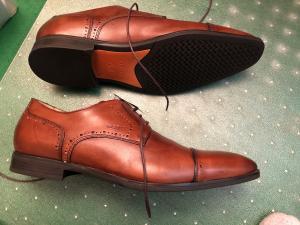 2 paires de chaussures Respira GEOX