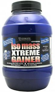 Iso Mass Xtreme Gainer de Ultimate Nutri