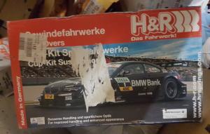 Tiges filetées H&R Ultralow/Deep - Audi A4 B6/B7 - NEUVE