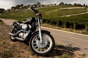 Harley-Davidson XL1200S Sportster