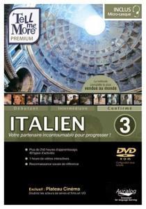 Tell Me More Italien 8.0 (3 niveaux)