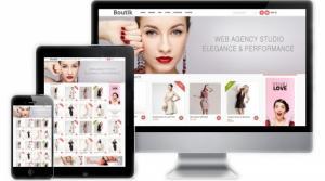 Boutique e-commerce