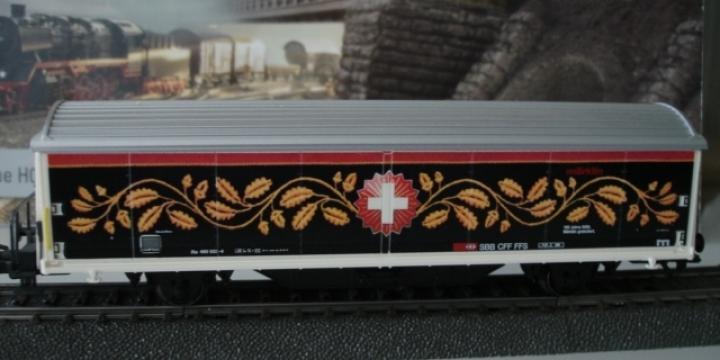 Märklin HO 94131 wagon Hbils SBB -CollectorsDay-