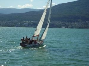 Bateau à voile  Anstey Yacht - Trapper 2