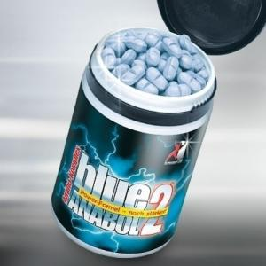 Amino : Blue Anabol - 500 comprimés