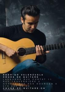 cours de guitare // Genève