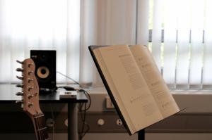 Cours de guitare Sion